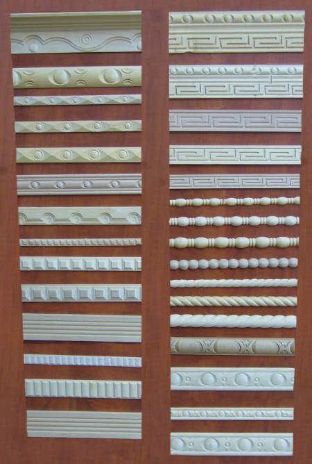Turbo Zierleisten holz, Wandleisten aus Massiv-Holz, Lieferung Europaweit QZ62